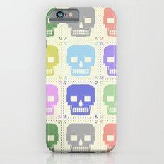 quilt of grrr (born to die). Slim Case iPhone 6s