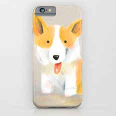 Corgi love Slim Case iPhone 6s