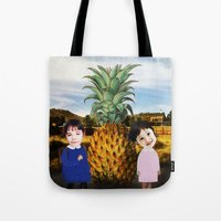 WE FOUND IT Tote Bag