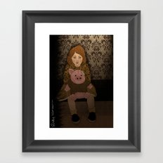 Anti Social Personality Disorder Framed Art Print