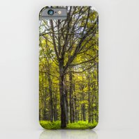 Peace In The Forest Art iPhone 6 Slim Case