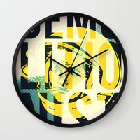 Demolitionist Wall Clock