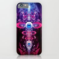 iPhone & iPod Case featuring Seer by Andre Villanueva