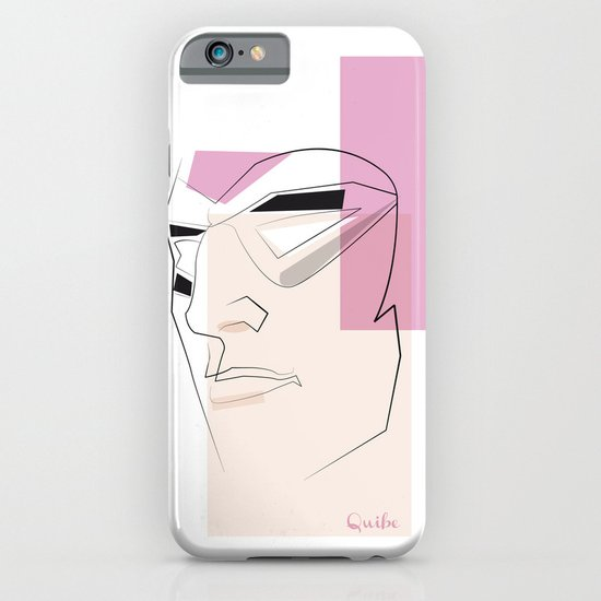 The Ghost Who Walks iPhone & iPod Case