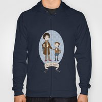 Dr Who Fangirls Hoody