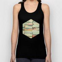 Bookworm Unisex Tank Top