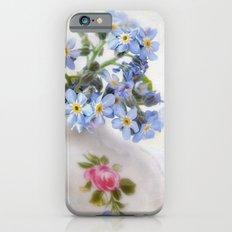 spring flower Slim Case iPhone 6s