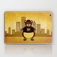 Old School Bear Laptop & iPad Skin
