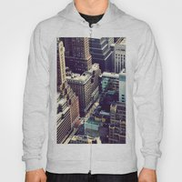 Ants At Congestion Hoody