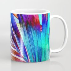 Multicolor Palm Leaf Mug