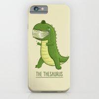 The Thesaurus iPhone 6 Slim Case