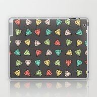 Gems Laptop & iPad Skin