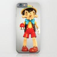 Skull Pinocchio iPhone 6 Slim Case