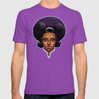 Captain Kacela Universal… Mens Fitted Tee Ultraviolet SMALL