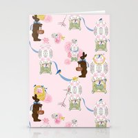 Easter Bunny Factory Stationery Cards