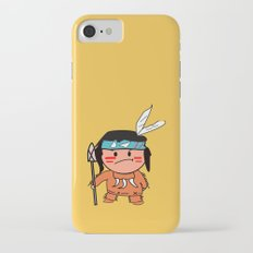 Little Red Indian iPhone 7 Slim Case