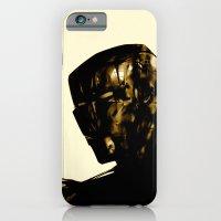 Man of Iron iPhone 6 Slim Case
