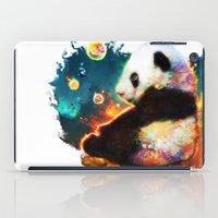 pandas dream iPad Case