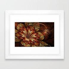 Autumn Glory Framed Art Print