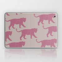 Pink Tigers Laptop & iPad Skin