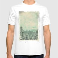 Fading Dreams Mens Fitted Tee White SMALL