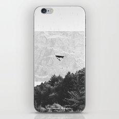 Le Passager de la Pluie iPhone & iPod Skin