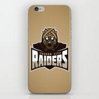 Tusken City Raiders - Tan iPhone & iPod Skin