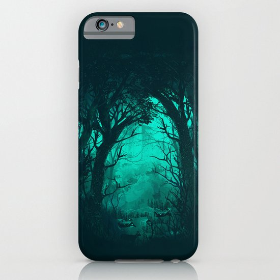 The Hiding Place iPhone & iPod Case