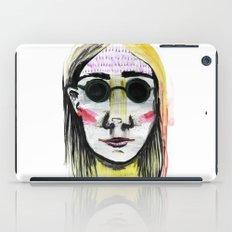 Head Shot #4 iPad Case