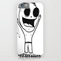 Let's Get Naked. iPhone 6 Slim Case