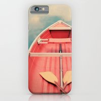 Floating On A Cloud iPhone 6 Slim Case