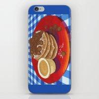 Pancakes Week 4 iPhone & iPod Skin