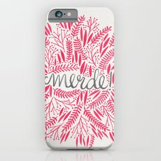 Pardon My French – Pink Slim Case iPhone 6s