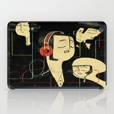乐 Music Lovers / Vintage  iPad Case