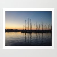 Piraceus - Greece Art Print
