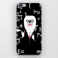 Albert Sheepdog iPhone & iPod Skin