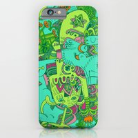 iPhone & iPod Case featuring ______________ by Hanna Ruusulampi