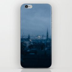 Rainy Rouen iPhone & iPod Skin
