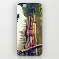Byodo-In Temple/ Hawaii iPhone & iPod Skin