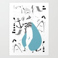 For The Nautical Enthusi… Art Print