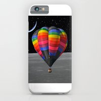 balloon iPhone & iPod Cases featuring Balloon by Cs025