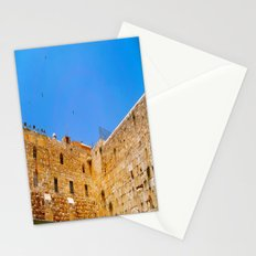 Western Wall Stationery Cards