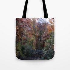 Autumn Scenery Tote Bag
