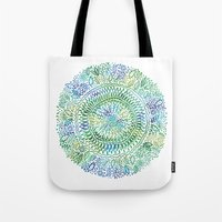 Intricate Nature  Tote Bag