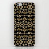 Ornamental Pattern 6 iPhone & iPod Skin