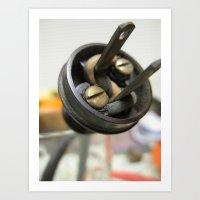 plug 2 Art Print