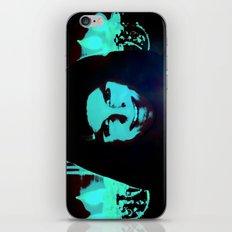 Scary Man iPhone & iPod Skin
