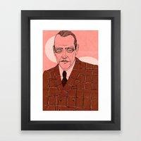 Nucky Thompson Framed Art Print