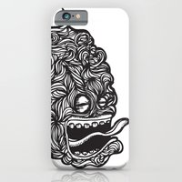 Hairy Smoke Bastard #1 iPhone 6 Slim Case
