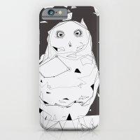 Snow Owl iPhone 6 Slim Case